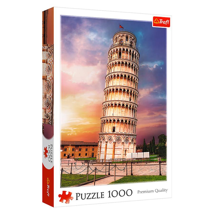 "TF Puzzle ""1000"" - ""Pisa tower"""