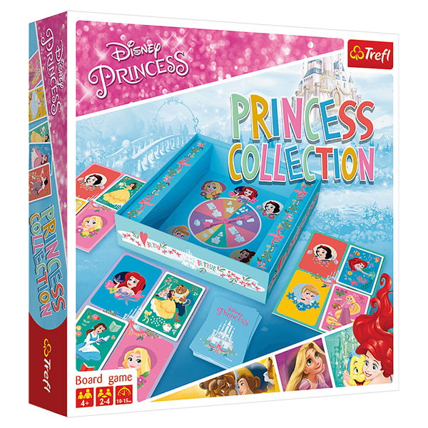 "Joc de masa ""Princess Collection"""