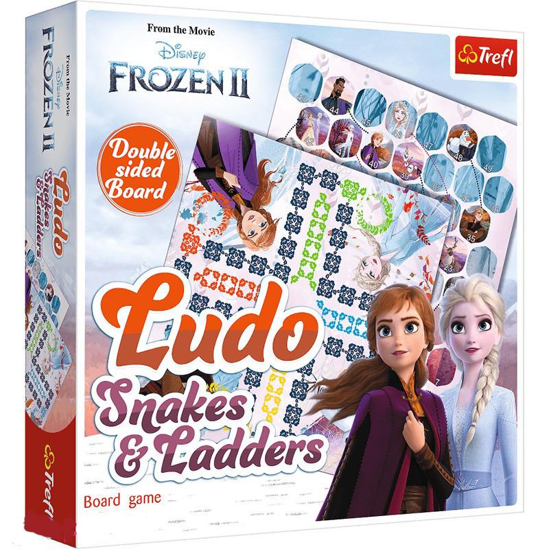 """Joc de masa """"Ludo Snakes&Ladders"""" Frozen 2"""