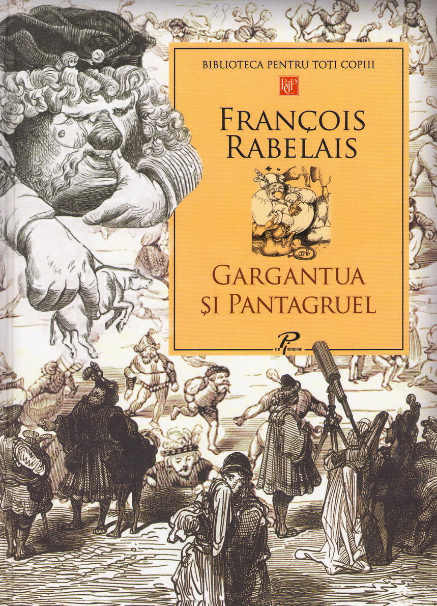 Gargantua şi Pantagruel
