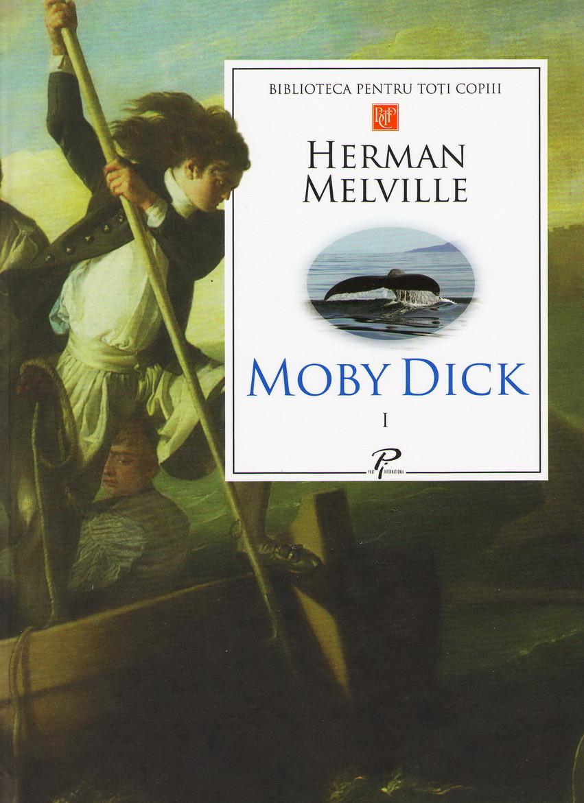 Moby Dick. Vol. 1 Biblioteca pentru toți copiii