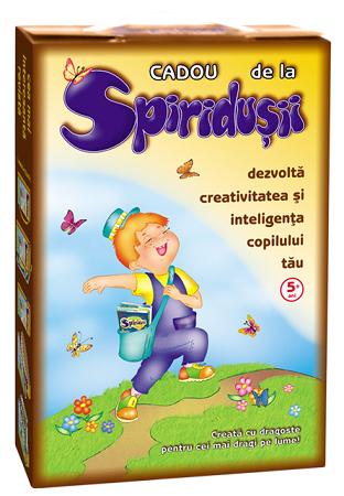"""Revista """"Spiriduşii"""""""