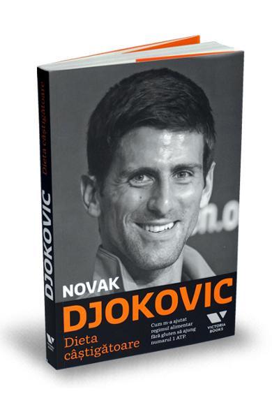 Novak Djocovic. Dieta câștigătoare