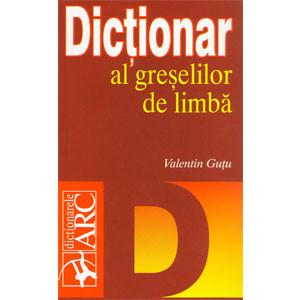 Dicționar al Greșelilor de Limbă