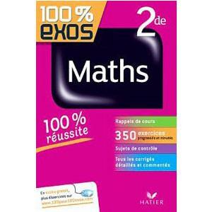 100 % exos Maths 2de