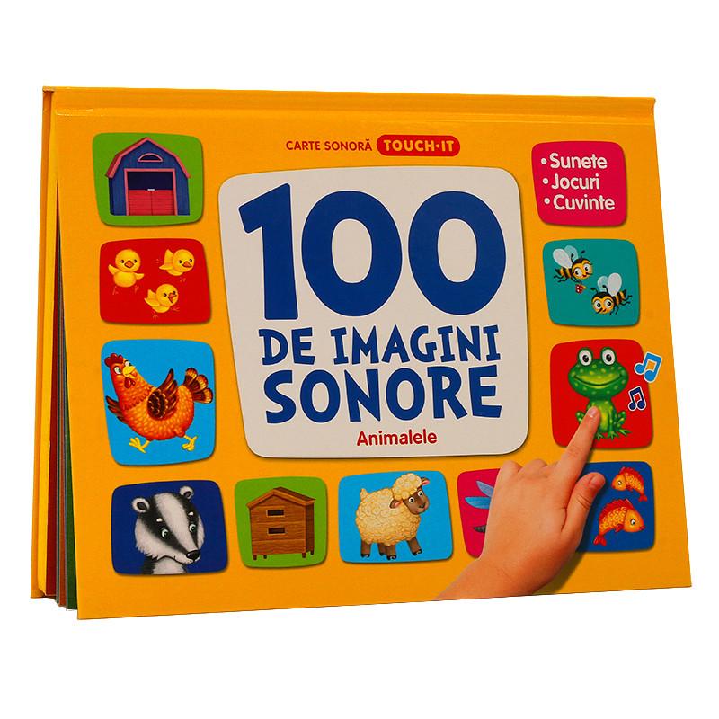 100 de Imagini Sonore. Animalele