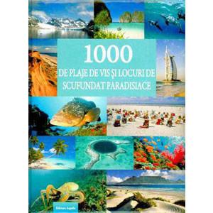 1000 de plaje de vis și locuri de scufundări paradisiace