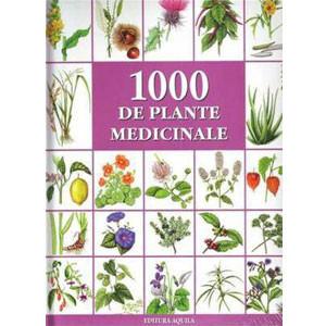 1000 de Plante Medicinale [Copertă tare]