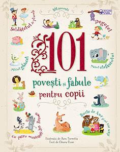101 Povești și Fabule pentru Copii (5-10)
