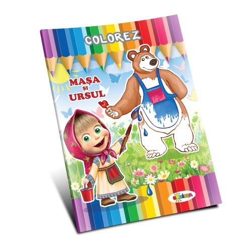 Colorez - Mașa și Ursul
