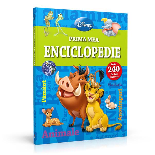 Disney. Prima mea enciclopedie