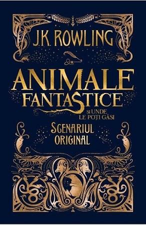 Animale fantastice și unde le poți găsi. Scenariul original