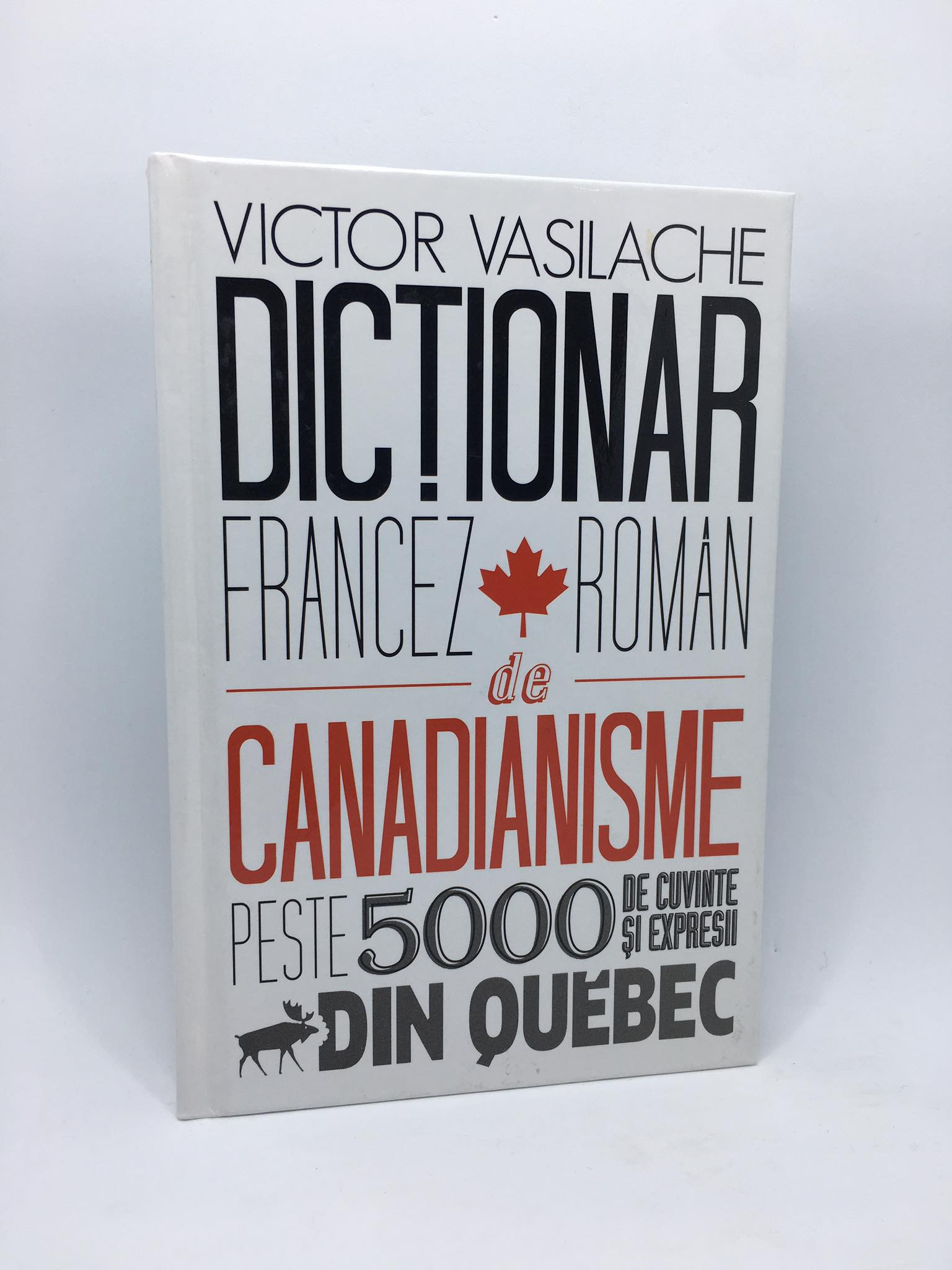 Dicționar Francez-Român de Canadianisme