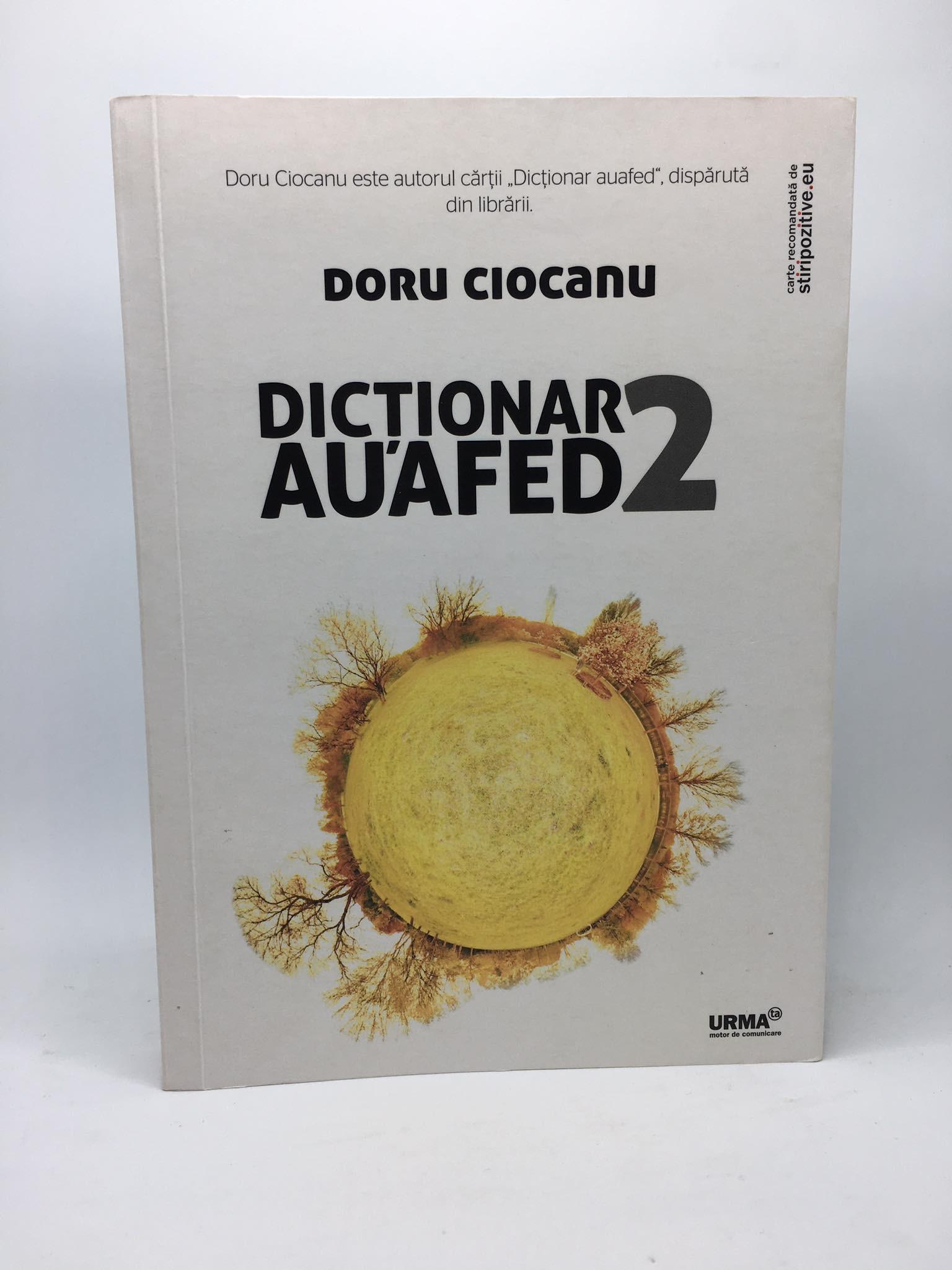 Dicţionar Auafed-2