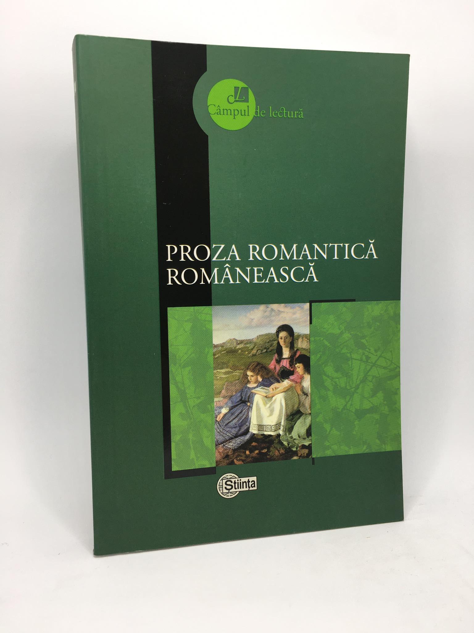 Proza romantică românească