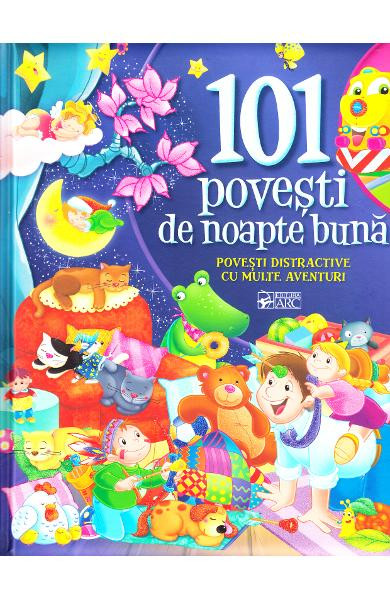 101 Povesti de Noapte Buna