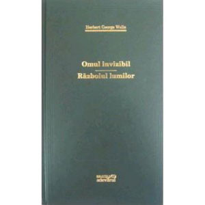 Biblioteca Adevărul, Vol. 75. Omul Invizibil. Războiul Lumilor