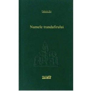 Biblioteca Adevărul, Vol. 98. Numele Trandafirului