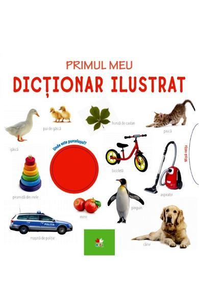 Primul meu dicționar ilustrat