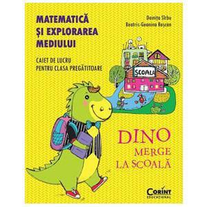 Dino Merge la Școală. Matematica și Explorarea Mediului