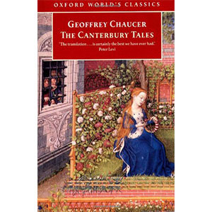 The Canterbury Tales (Oxford World's Classics) [Paperback]