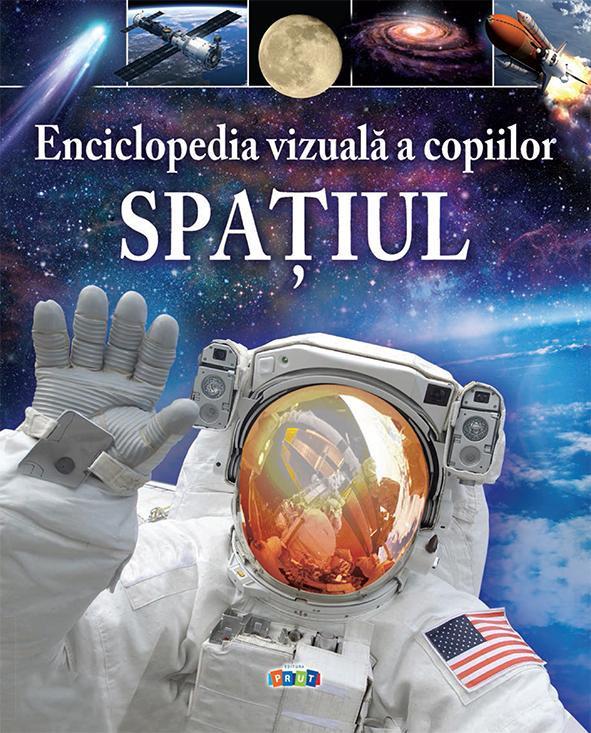 Enciclopedia Vizuală a Copiilor. Spațiul