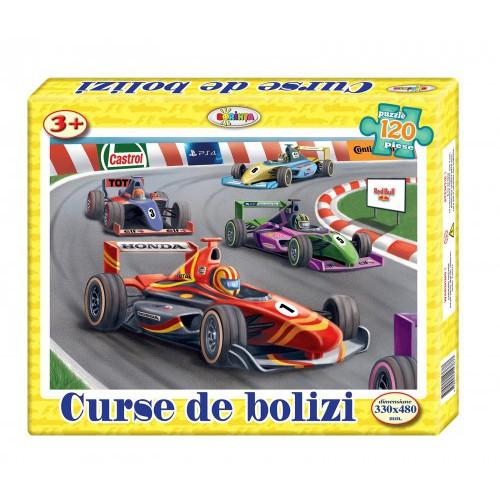 Puzzle Curse de bolizi 120ps