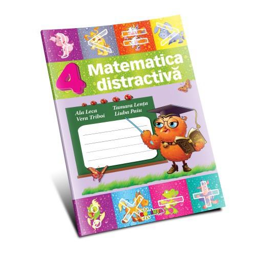 Matematica distractivă cl.4