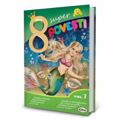 8 Super Povești, vol. 7 Mica Sirenă
