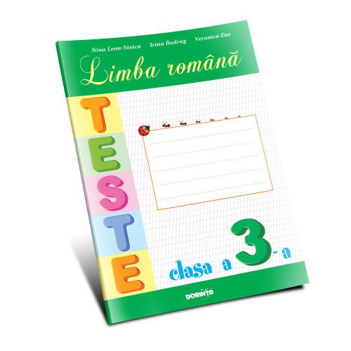 Teste Limba română cl. 3