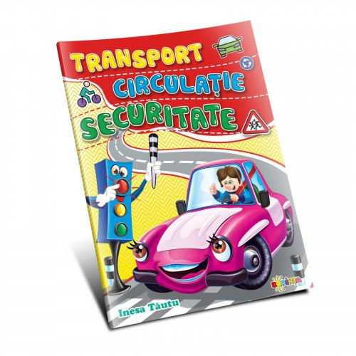 Mapa - Transport, Circulație, Securitate