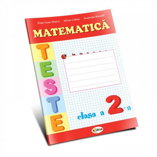 Teste Matematică cl.2