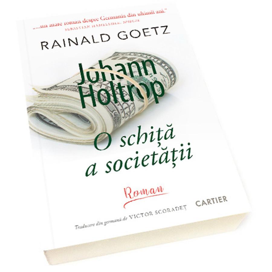Johan Holtrop. O schiță a societății
