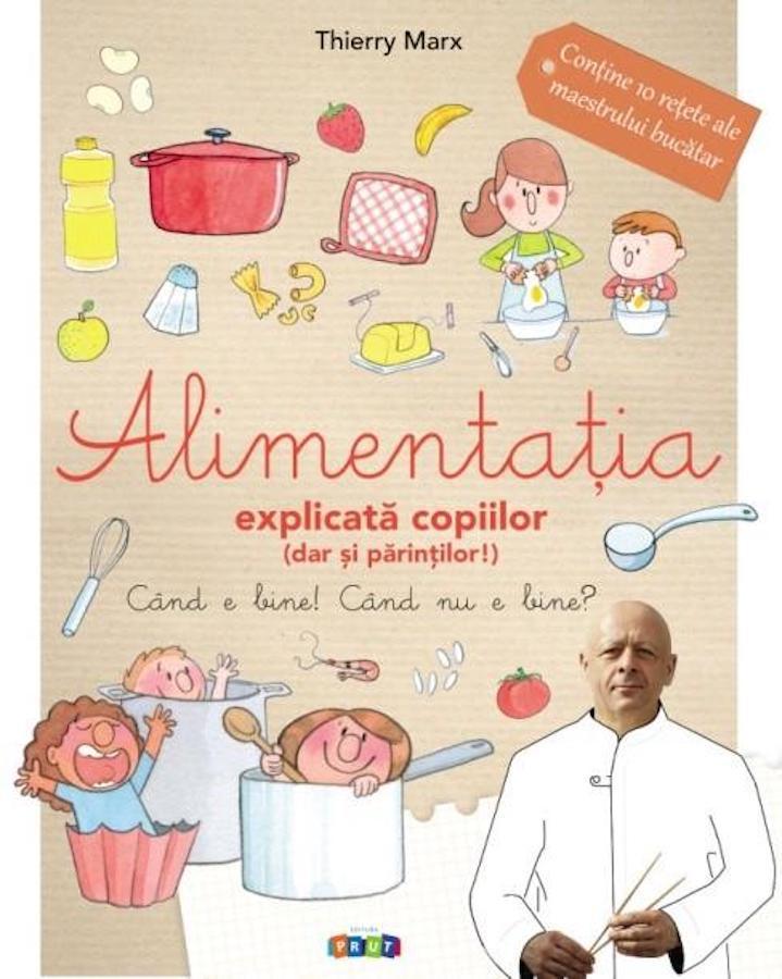 Alimentația explicată copiilor (dar și părinților)