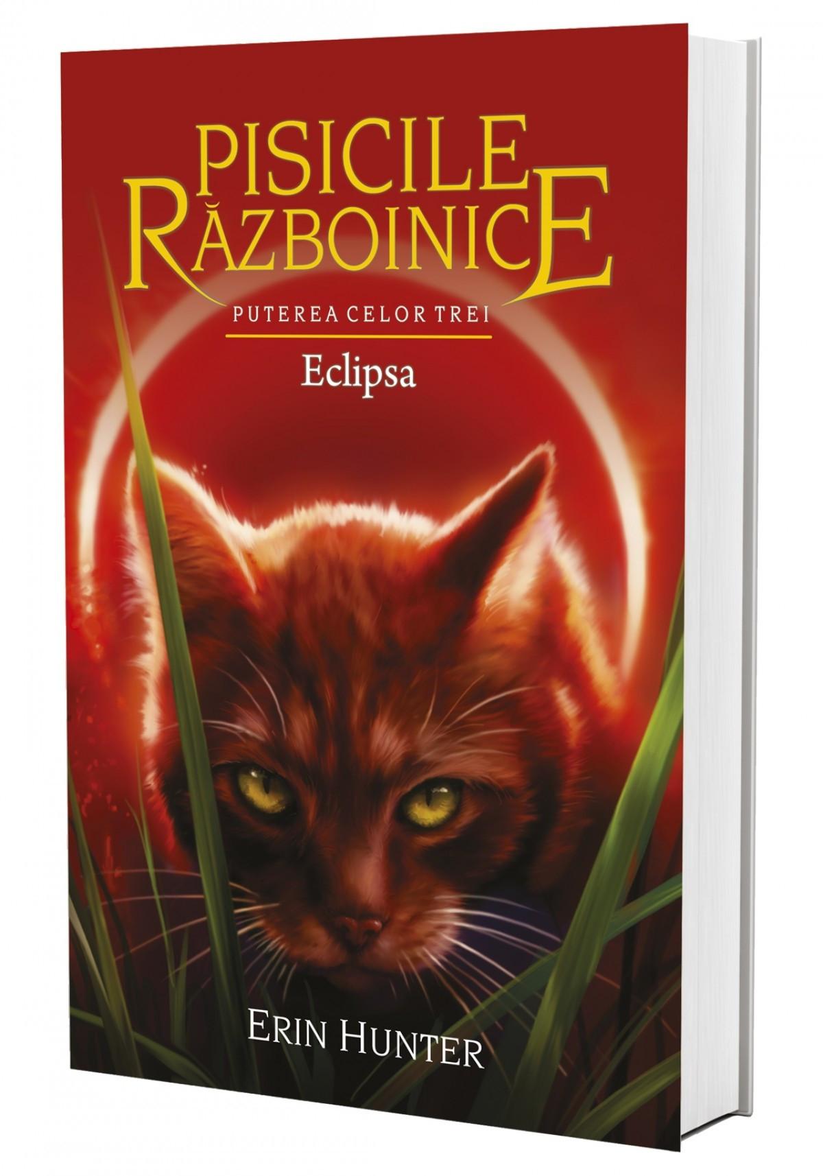 Pisicile Războinice. Eclipsa Vol 16