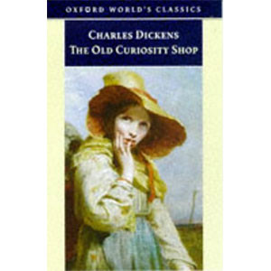 The Old Curiosity Shop (Oxford World's Classics) Paperback