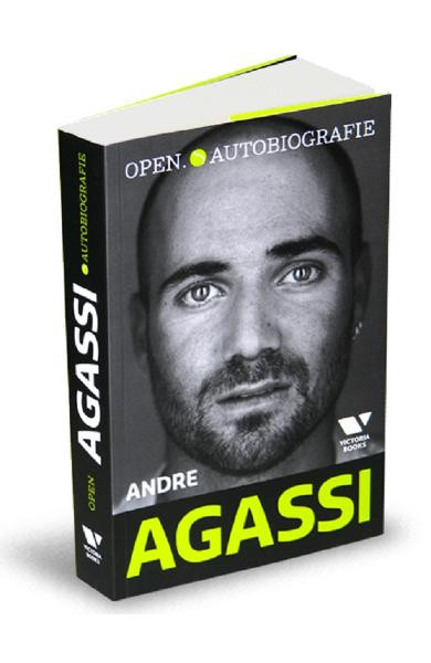 Open. O autobiografie. Andre Agassi