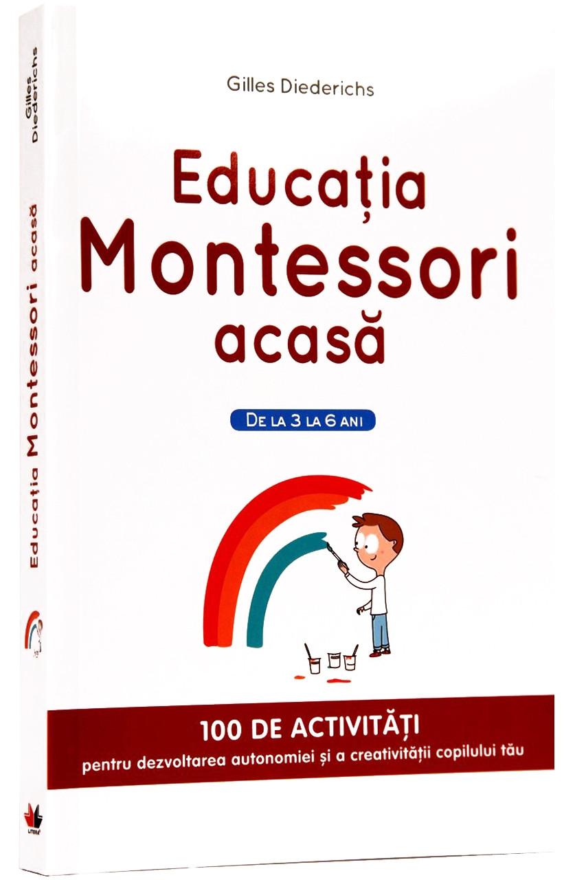 Educația Montessori acasă