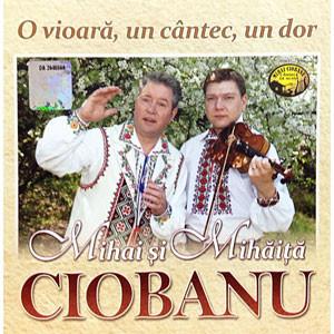 O Vioară, Un Cântec, Un Dor [Audio CD]