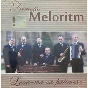 Lasă-mă să Pătimesc [Audio CD]