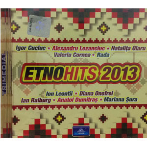 Etnohits 2013 [Audio CD]