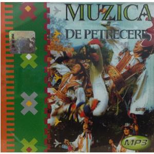 Muzică de Petrecere. Vol. 3 [MP3 CD]