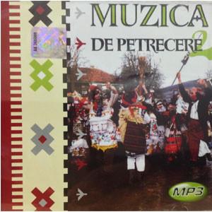 Muzică de Petrecere. Vol. 2 [MP3 CD]