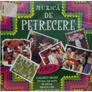 Muzică de Petrecere [MP3 CD]