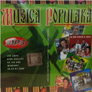 Muzică Populară [MP3 CD]