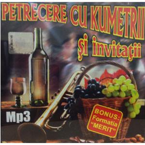 Petrecere cu Cumetrii și Invitații [MP3 CD]