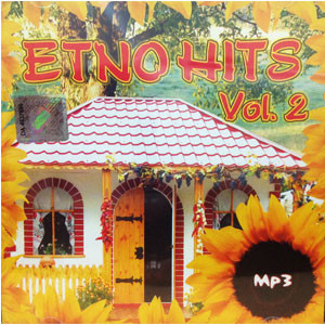 Etnohits. Vol. 2 [MP3 CD]