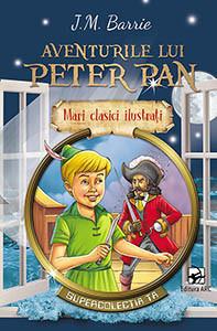 Aventurile lui Peter Pan. Mari clasici ilustrați