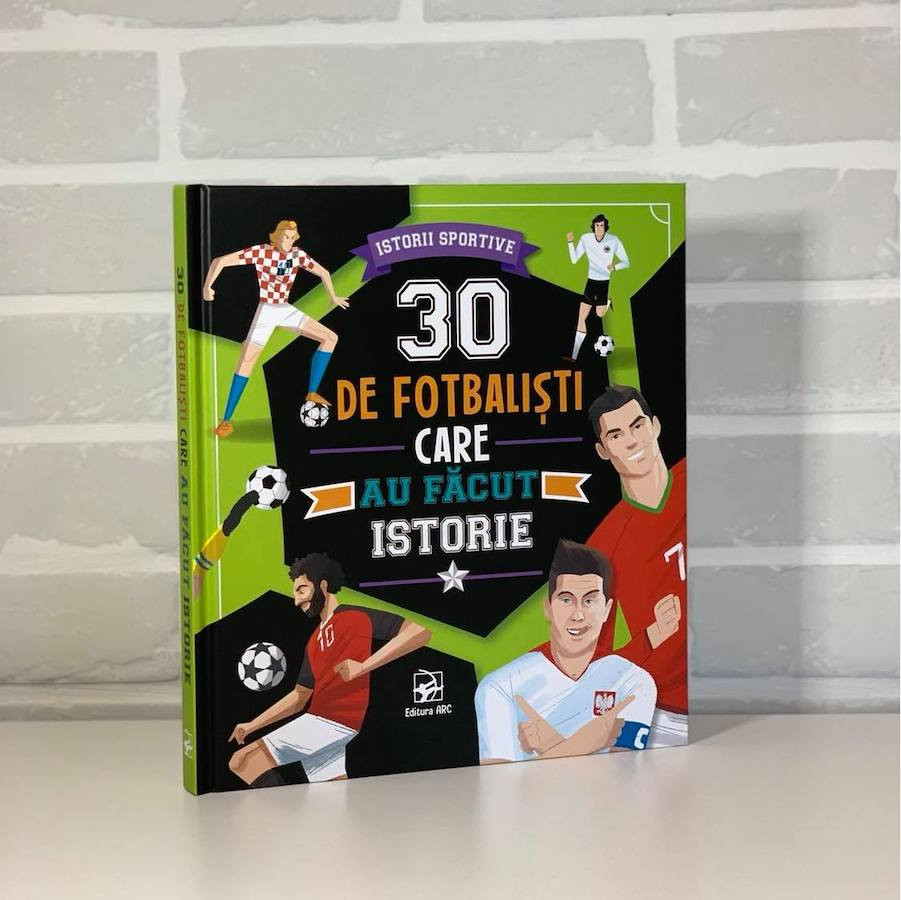 30 de fotbaliști care au făcut Istorie