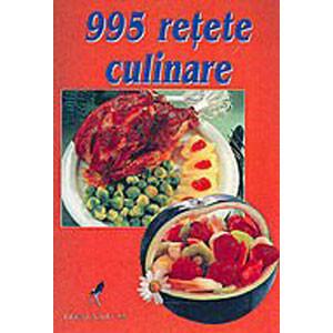 995 Rețete Culinare